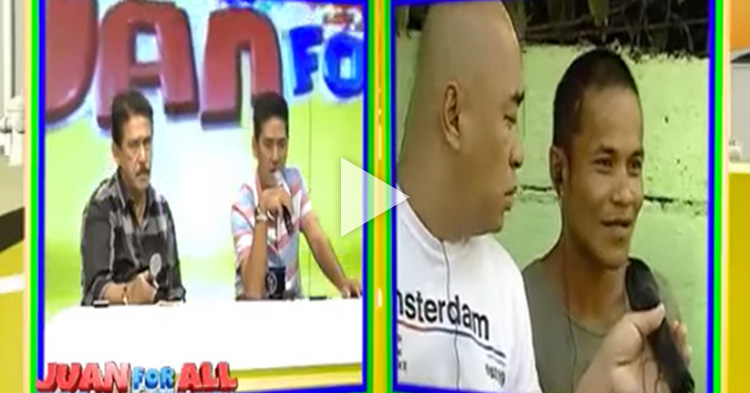 Eat Bulaga Winner who confessed that he's doing some bad vices