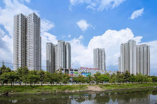 Dự án chung cư cao cấp Masteri Thanh Đa quận Bình Thạnh