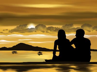 Love story, hindi story