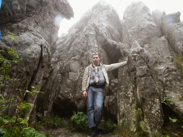 Фото на вершине Двуглавой сопки