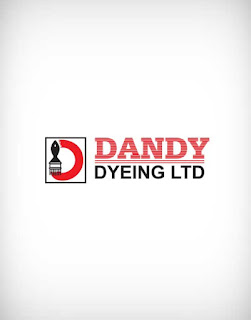 dandy dyeing ltd vector logo, dandy dyeing ltd logo, dandy, dyeing, ltd, fashion, cloth, wear, dress, watch, clock, shoe, belt, tie