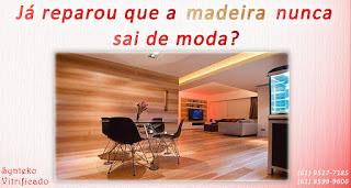 Restaurar piso madeira