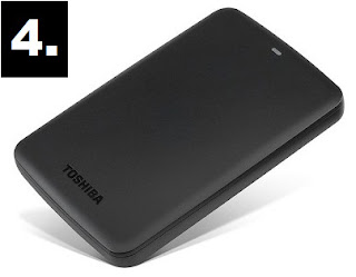 top 5 2tb external hard disk in india