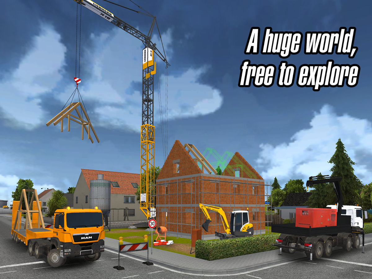 Construction Simulator Pro 2014