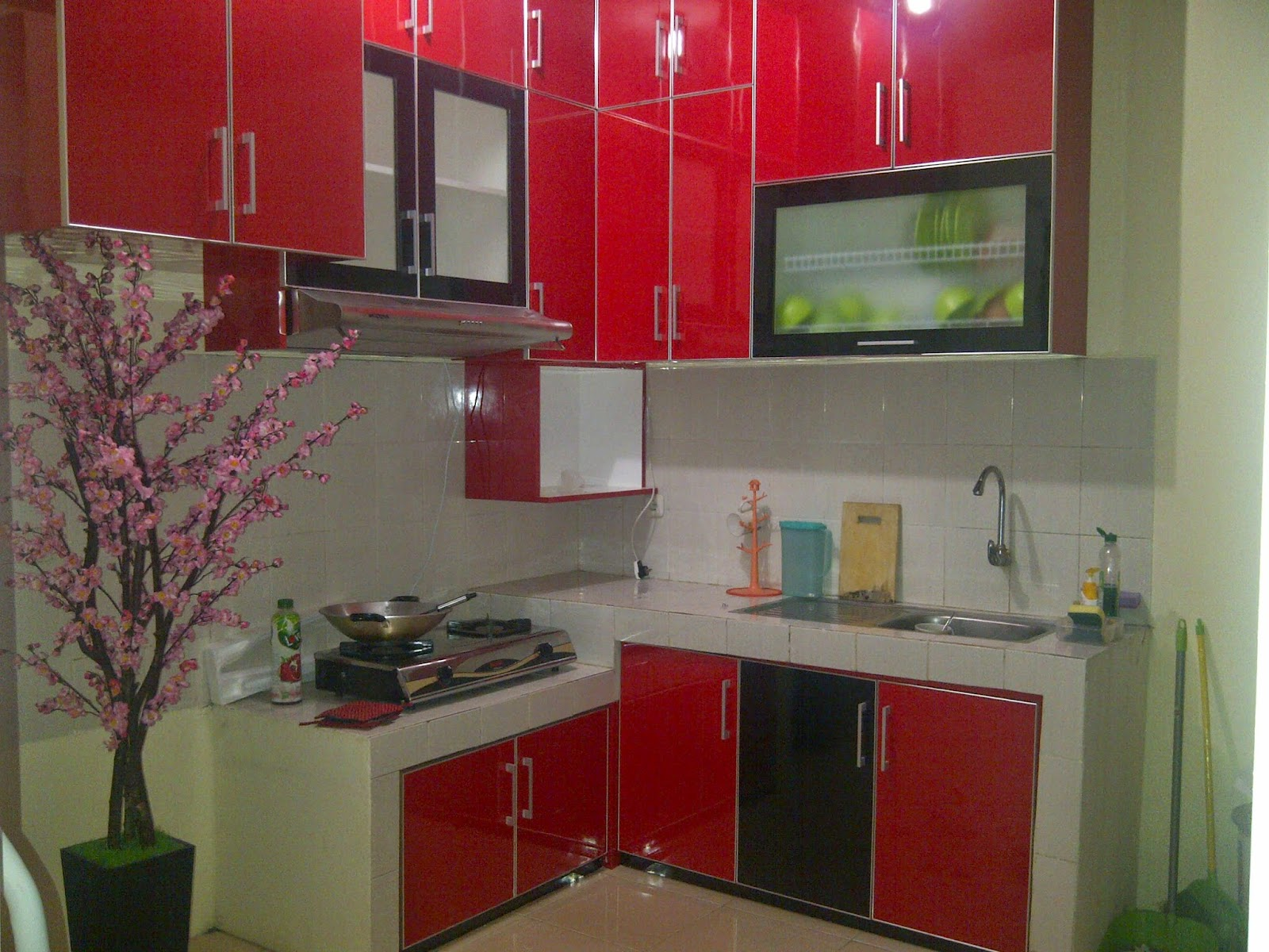 Model Dapur Sederhana Jasa Kitchen Set Murah