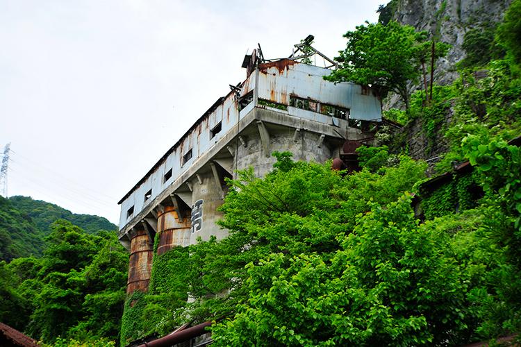 スゴログ 白石鉱山 白亜の迷宮