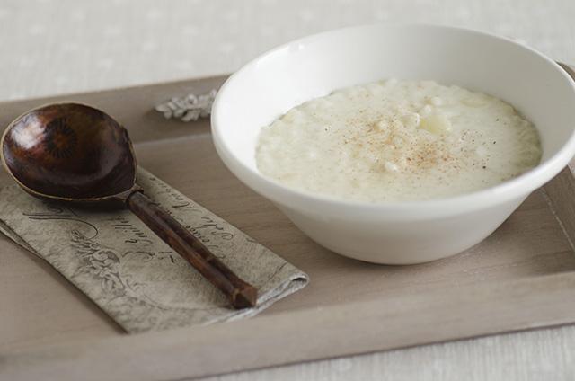 minestra di latte e riso