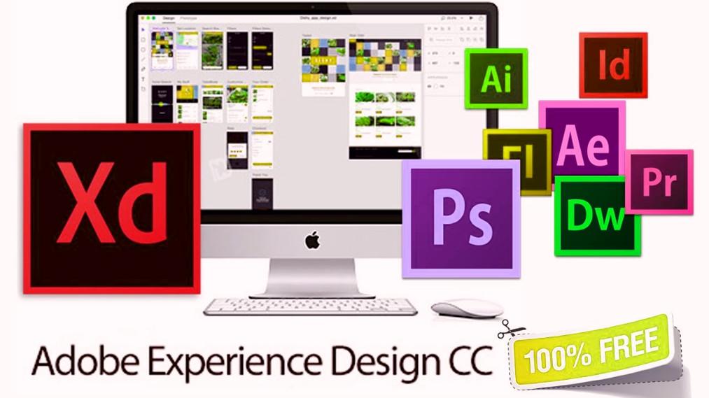 Tổng hợp phần mềm của hãng Adobe năm 2018 Full .
