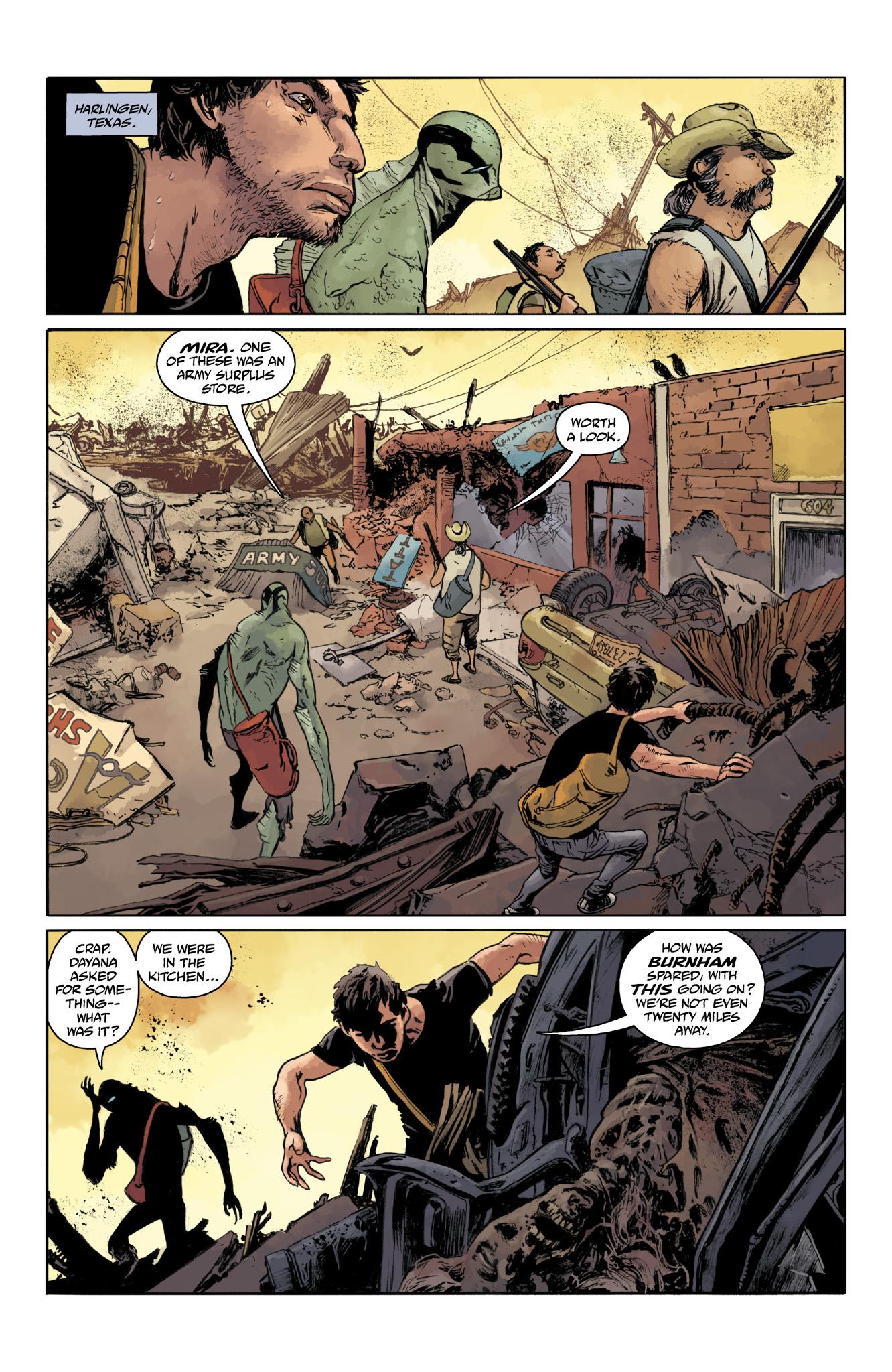 Read online Abe Sapien comic -  Issue #18 - 11