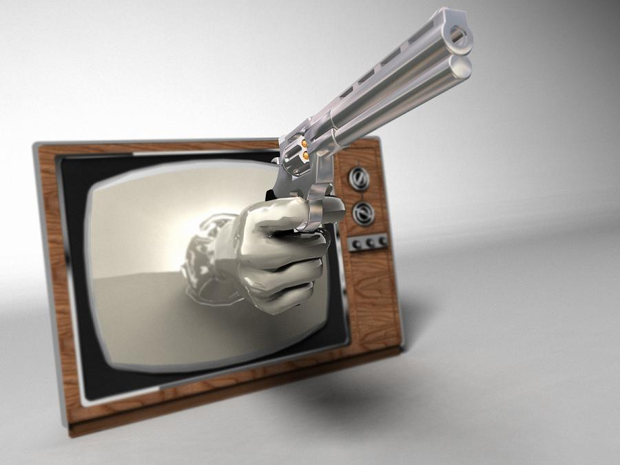 Research on the effects of violence in mass media