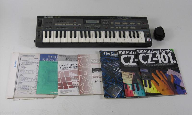 matrixsynth casio cz 101 digital synthesizer with manuals rh matrixsynth com Casio CZ 230s Synthesizer casio cz 101 manual pdf