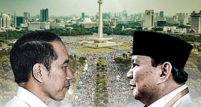 Pengamat: Aksi 212 Gerus Suara Jokowi