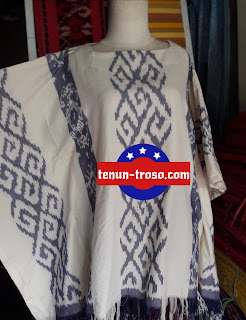 Baju Tenun Blanke