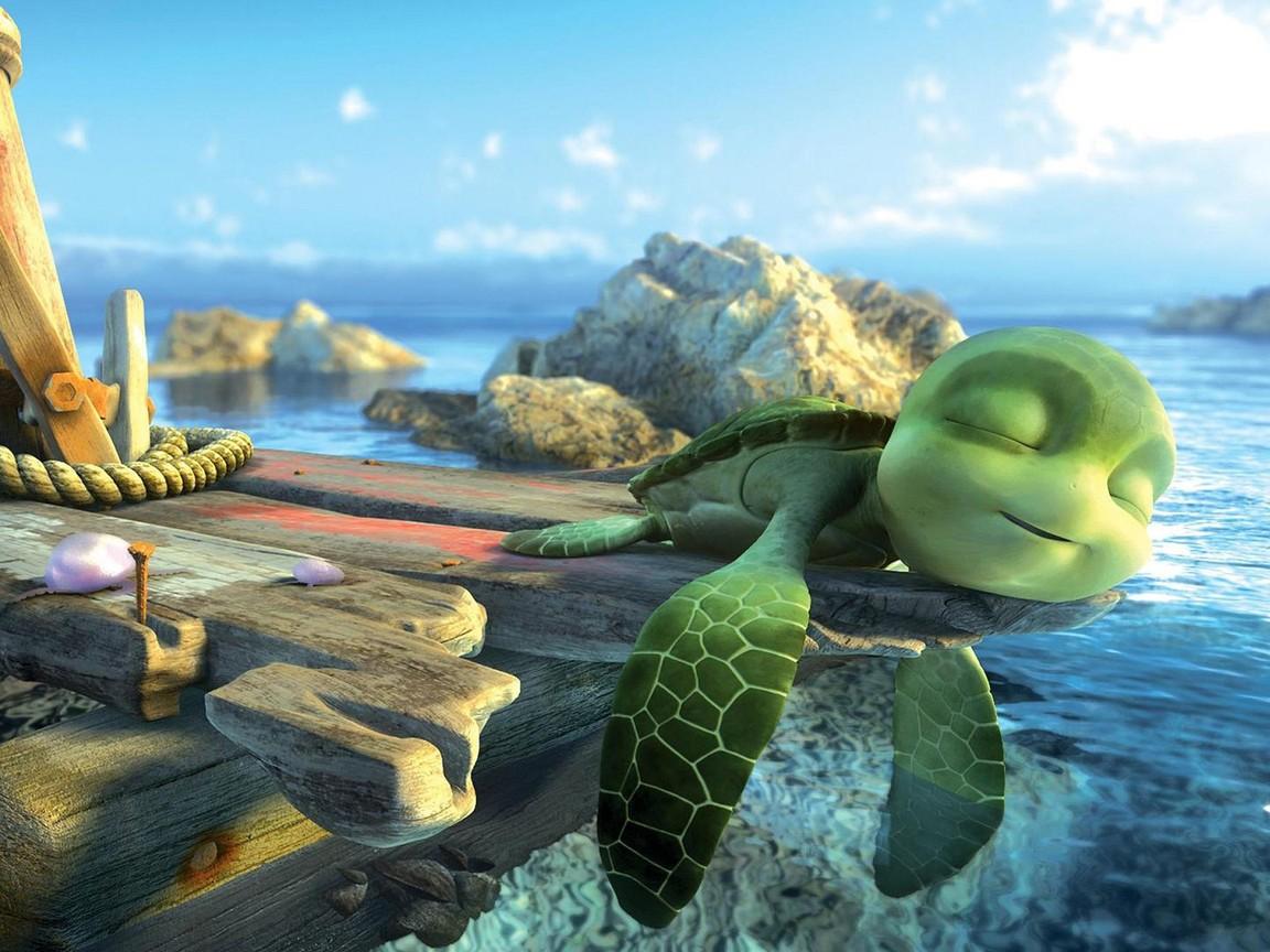 A Turtles Tale: Sammys Adventures