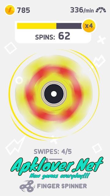 Fidget Spinner MOD APK