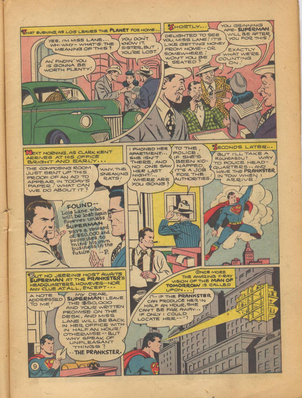 Action Comics (1938) 69 Page 9
