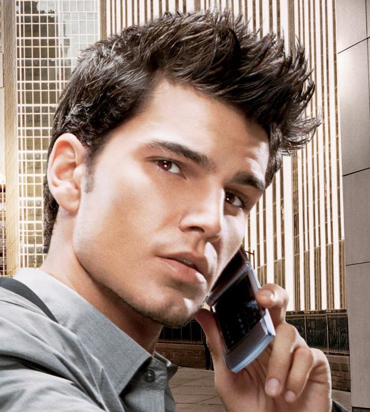 About People: Cool Guys Hairstyles 2012