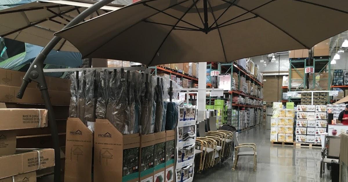 proshade 11 ft market umbrella with