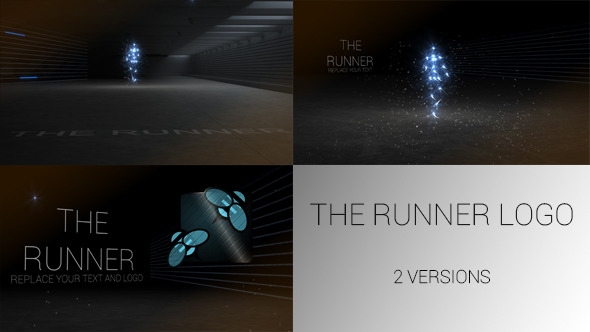 The Runner Logo Videohive - Free Download After Effects Templates ...