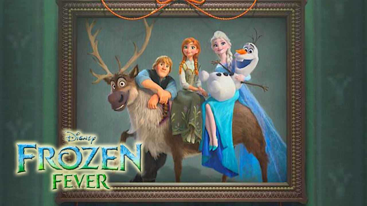 frozen short film review
