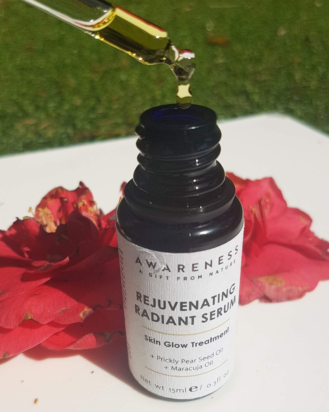 Awareness Organics Rejuvenating Radiant Serum Review