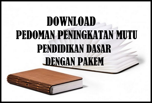 Download Pedoman Peningkatan Mutu Pendidikan Dasar Dengan PAKEM