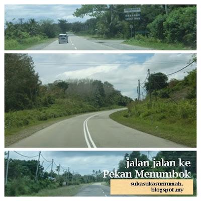 Road trip to Pekan Menumbok