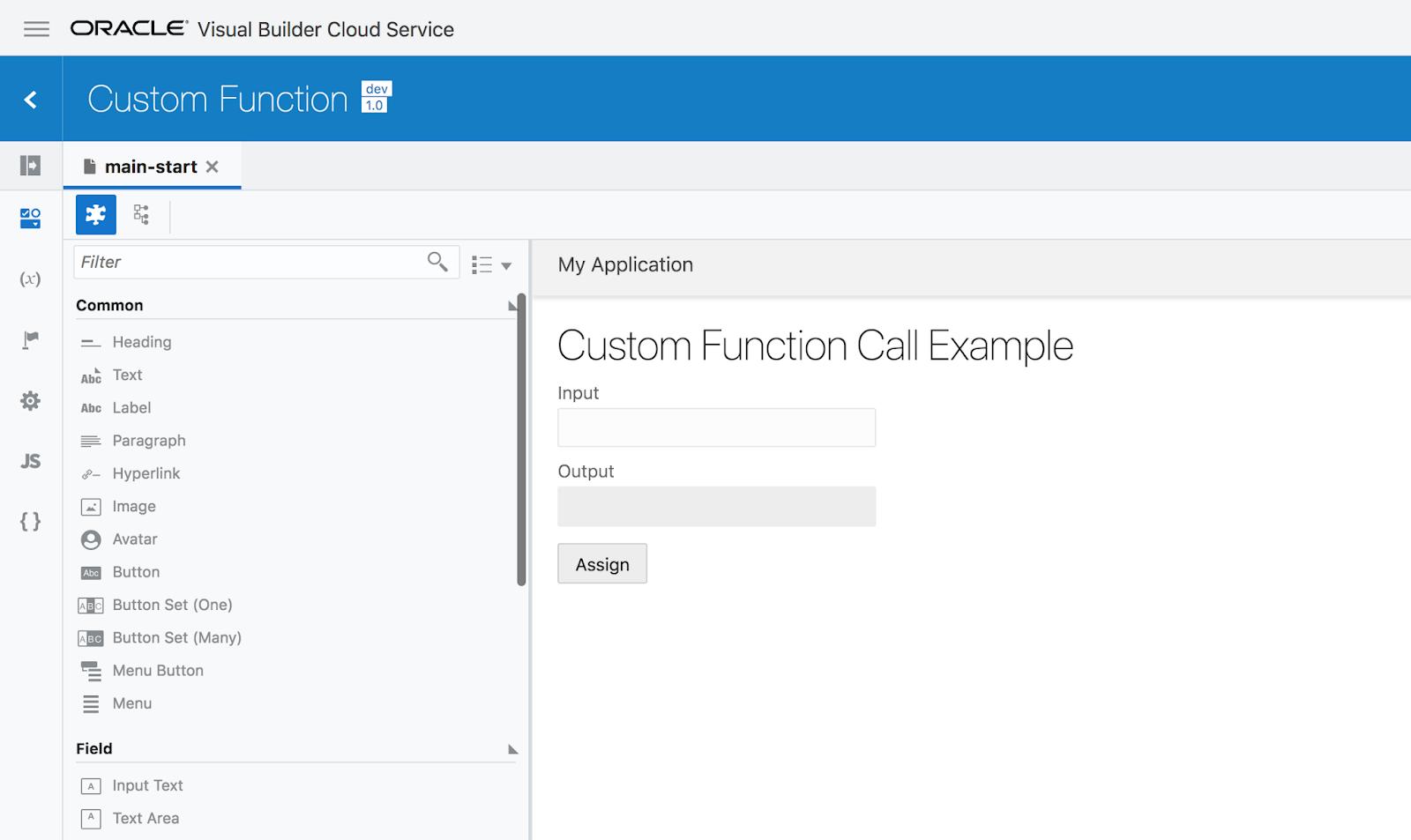 Andrej Baranovskij Blog: Custom JavaScript Client Code in