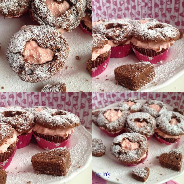 Rezept Herzige Muffins