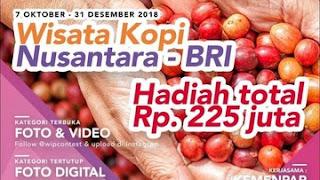 Lomba seri pertama dari Wonderful Indonesia Photography Contest (WIPC) 2019, berlangsung pada 7 Oktober hingga 31 Desember 2018. - Foto/Kemenpar