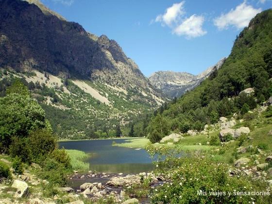 Parque Nacional de Aigëstortes, Vall de Boi, Lleida