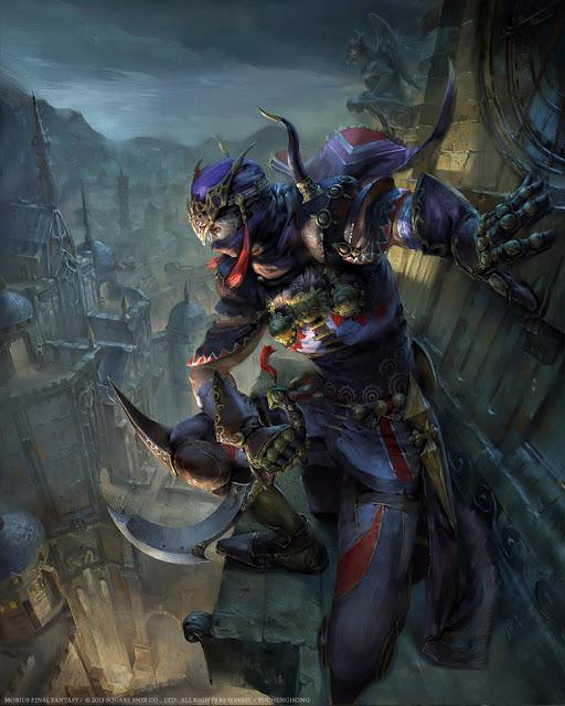mobius final fantasy; yu cheng hong