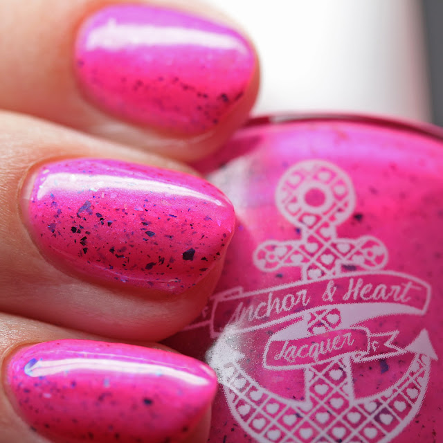 Anchor & Heart Lacquer One in a Melon