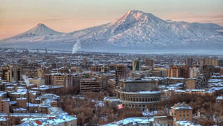 Gunung Ararat, Turki