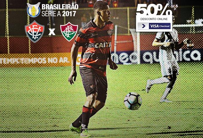 Vitória inicia venda de ingressos para o duelo contra o Fluminense com 50% de desconto, entenda; 1