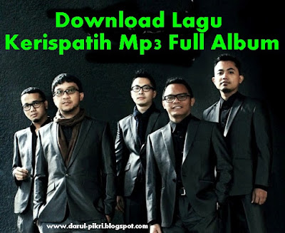 Download Lagu Kerispatih Mp3 Full Album