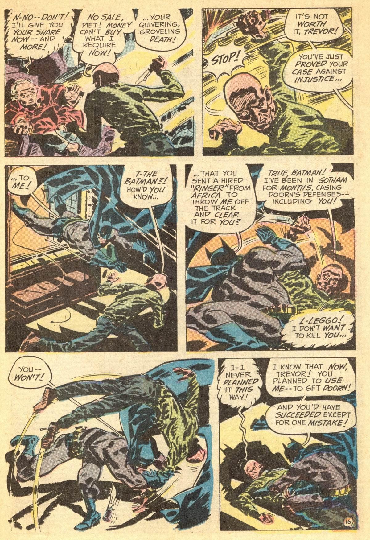 Detective Comics (1937) 420 Page 20
