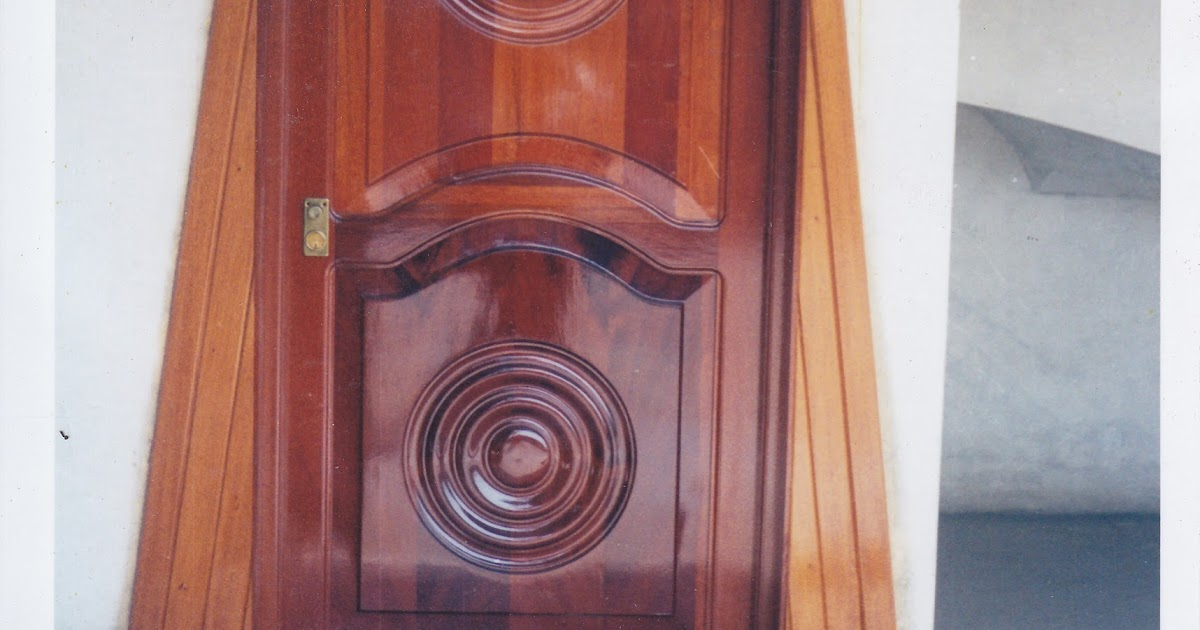 Puertas de madera puertas madera - Barnizar puertas de madera ...