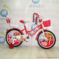 Sepeda Anak Emerson EM227 Girl Mini 18 Inci
