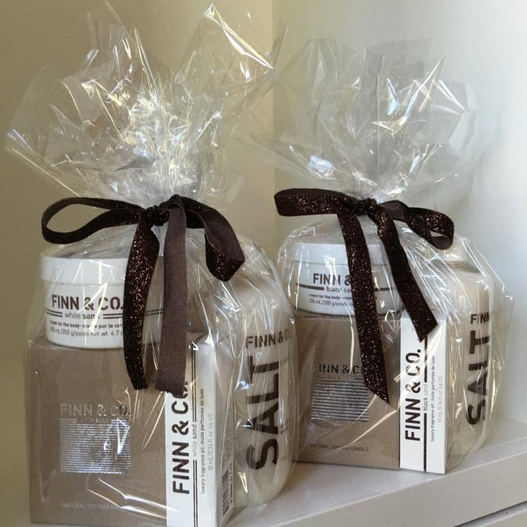 White and Black Sand Fragrance Line Gift Sets