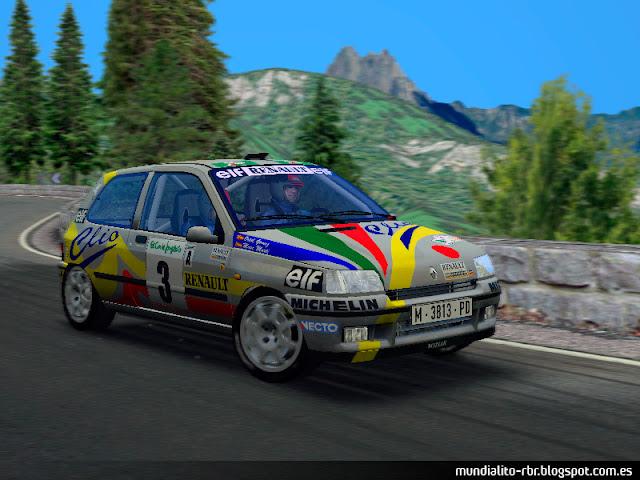 Renault Clio Oriol Gomez 1995
