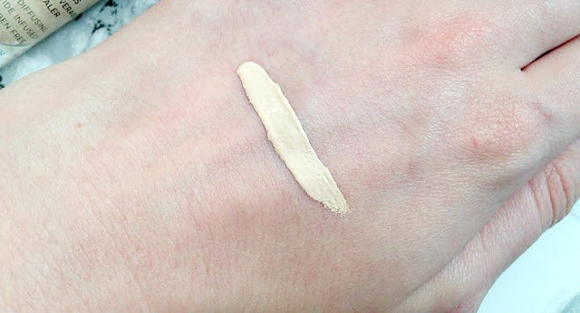 Urban Decay Naked Skin Concealer Fair Neutral Swatch