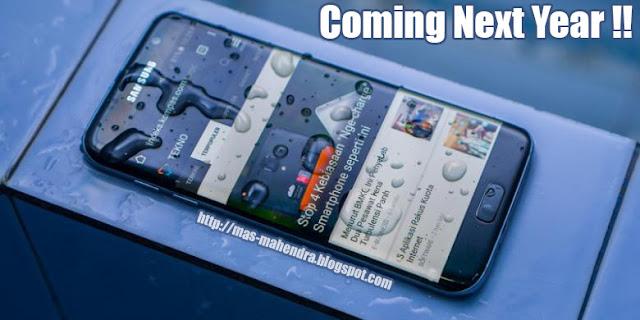 Samsung Galaxy S8 Bakal Kemas RAM 6GB dan Penyimpanan Internal 256GB Akan rilis tahun depan 2017