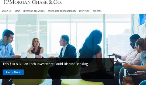 Les investissements technologiques de JPMorgan