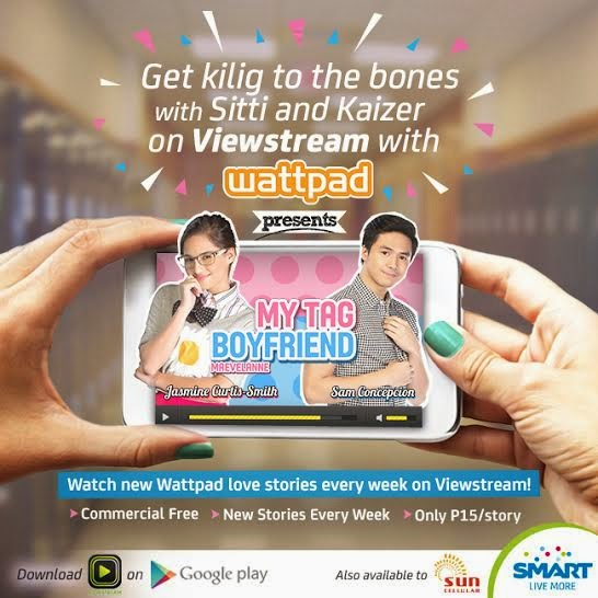 TV5's Most Romantic WATTPAD Stories Now Available on Viewstream app