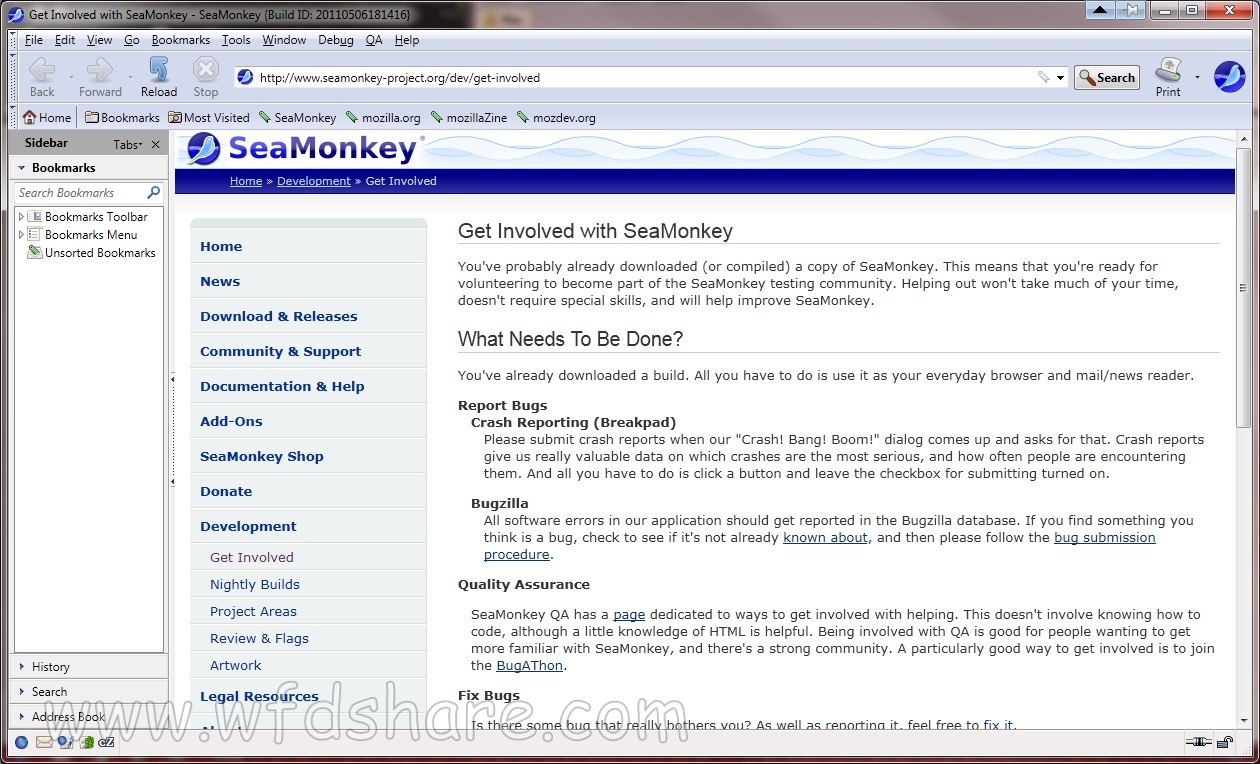 Mozilla SeaMonkey Full Version
