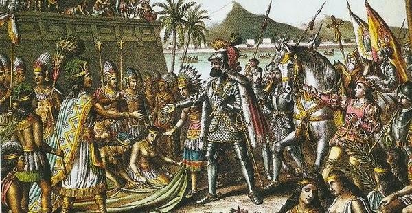 Resultado de imagen para Fotos: desembarca Hernán Cortés con setecientos hombres
