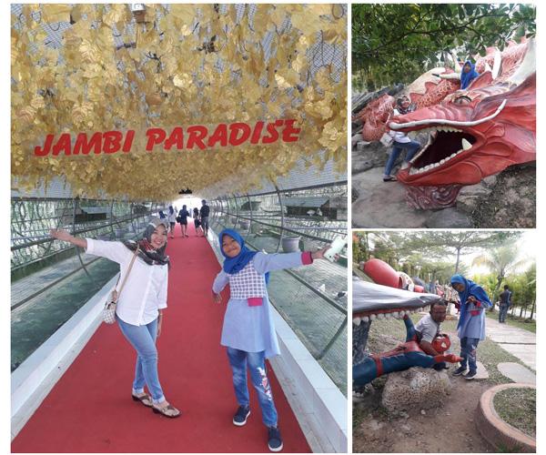 Pengalaman menyenangkan menikmati perjalanan di aneka macam Wisata di kota jambi Berbagai Lokasi Wisata menyenangkan di Kota Jambi