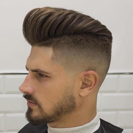 Imagens de corte de cabelo masculino passo a passo