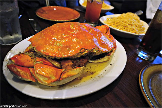 Thanh Long: Roast Crab (Foto 2018)
